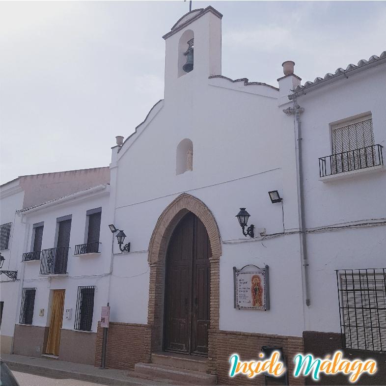 Kerk van Onze Lieve Vrouw van de Onbevlekte Ontvangenis Villanueva de la Concepción