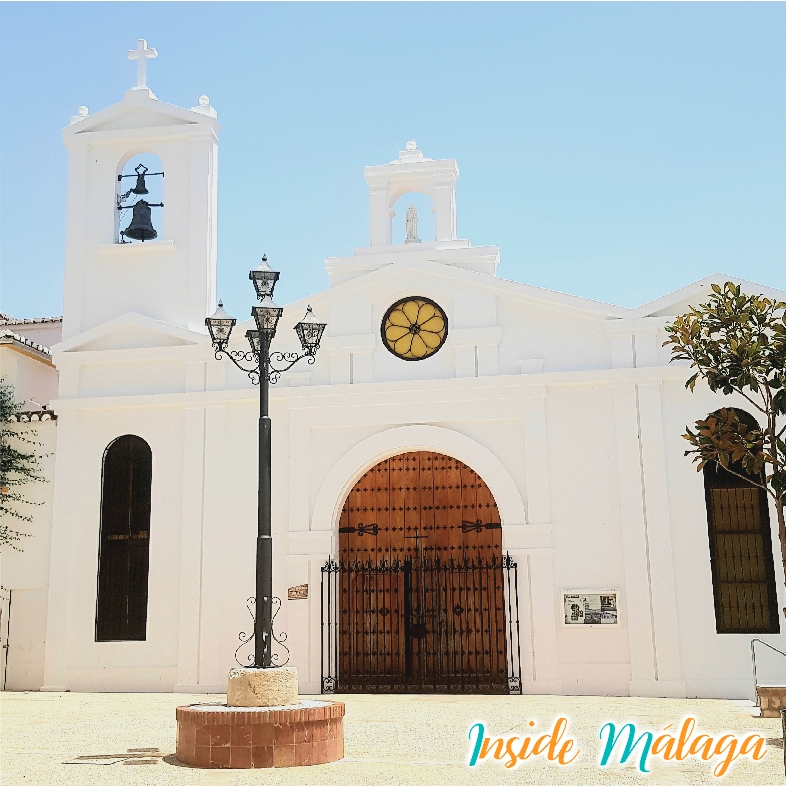 Church of Virgen del Rosario Villanueva del Rosario Malaga