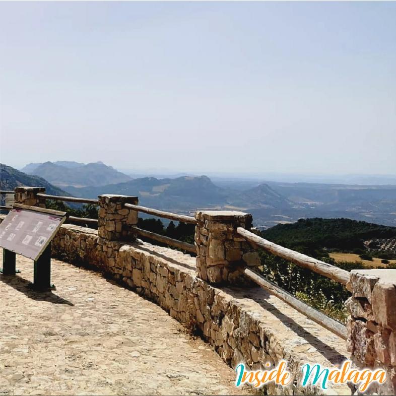 Viewpoint Alto Hondonero Rosario Villanueva del Rosario