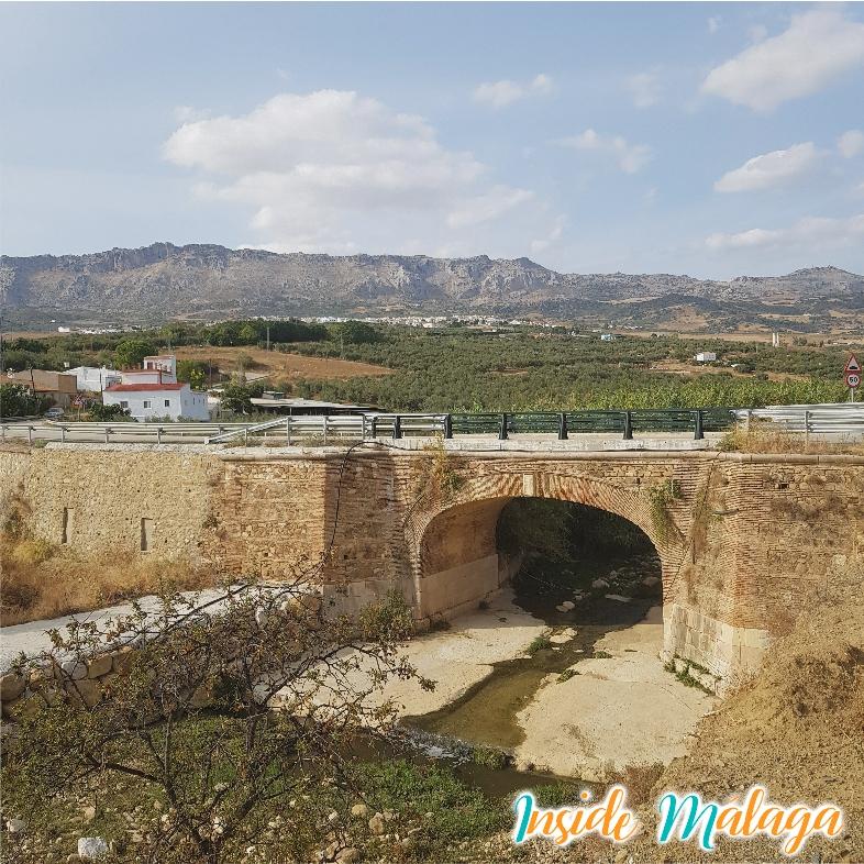 Horcajo Bridge Villanueva de la Concepción