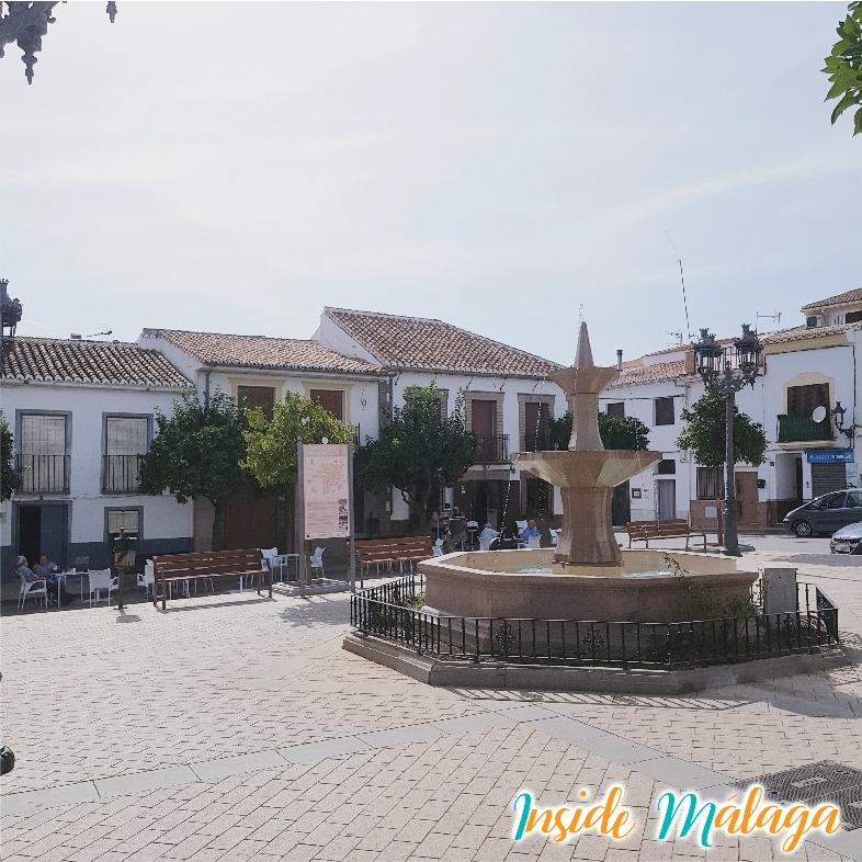 Main Square Villanueva de la Concepción