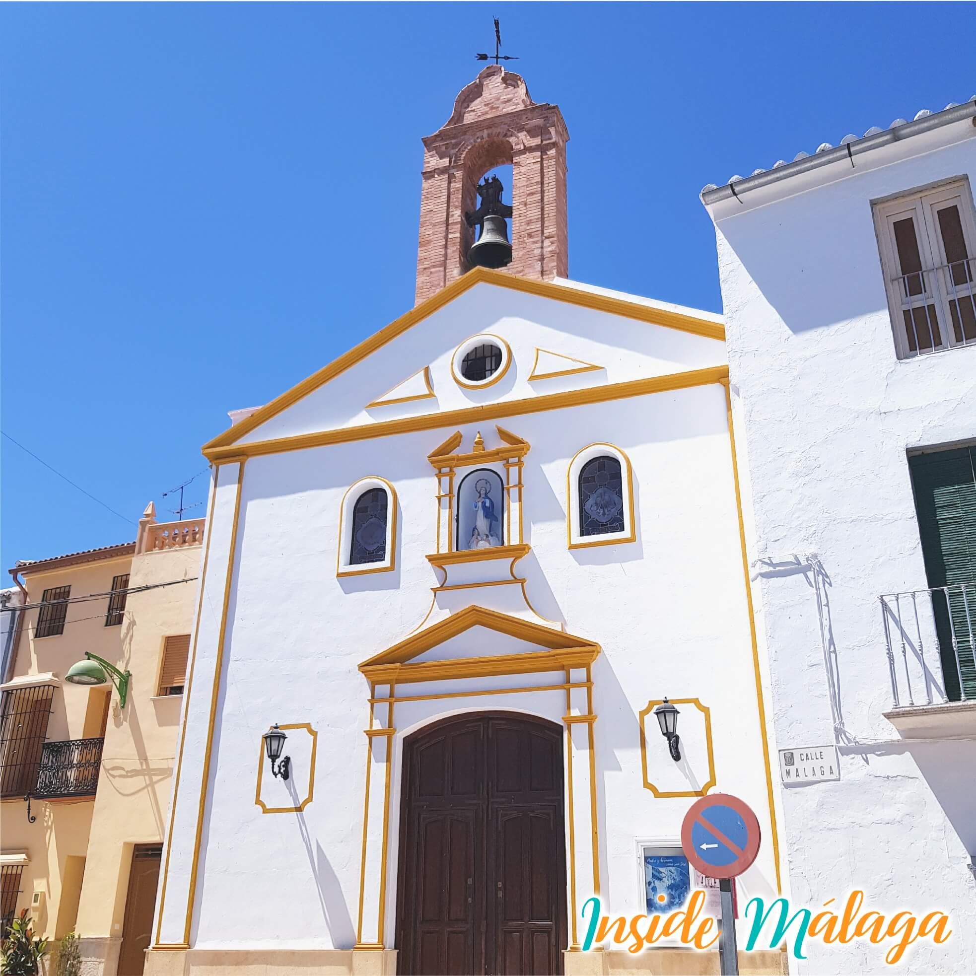 Kerk Nuestra Señora de La Consolación Villanueva de Algaidas Malaga