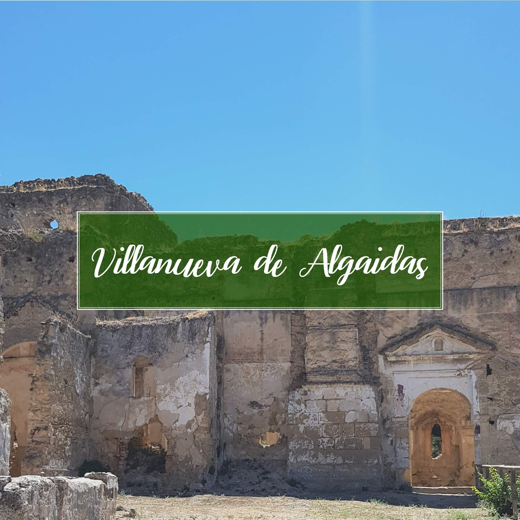 Villanueva de Algaidas Town Village Malaga