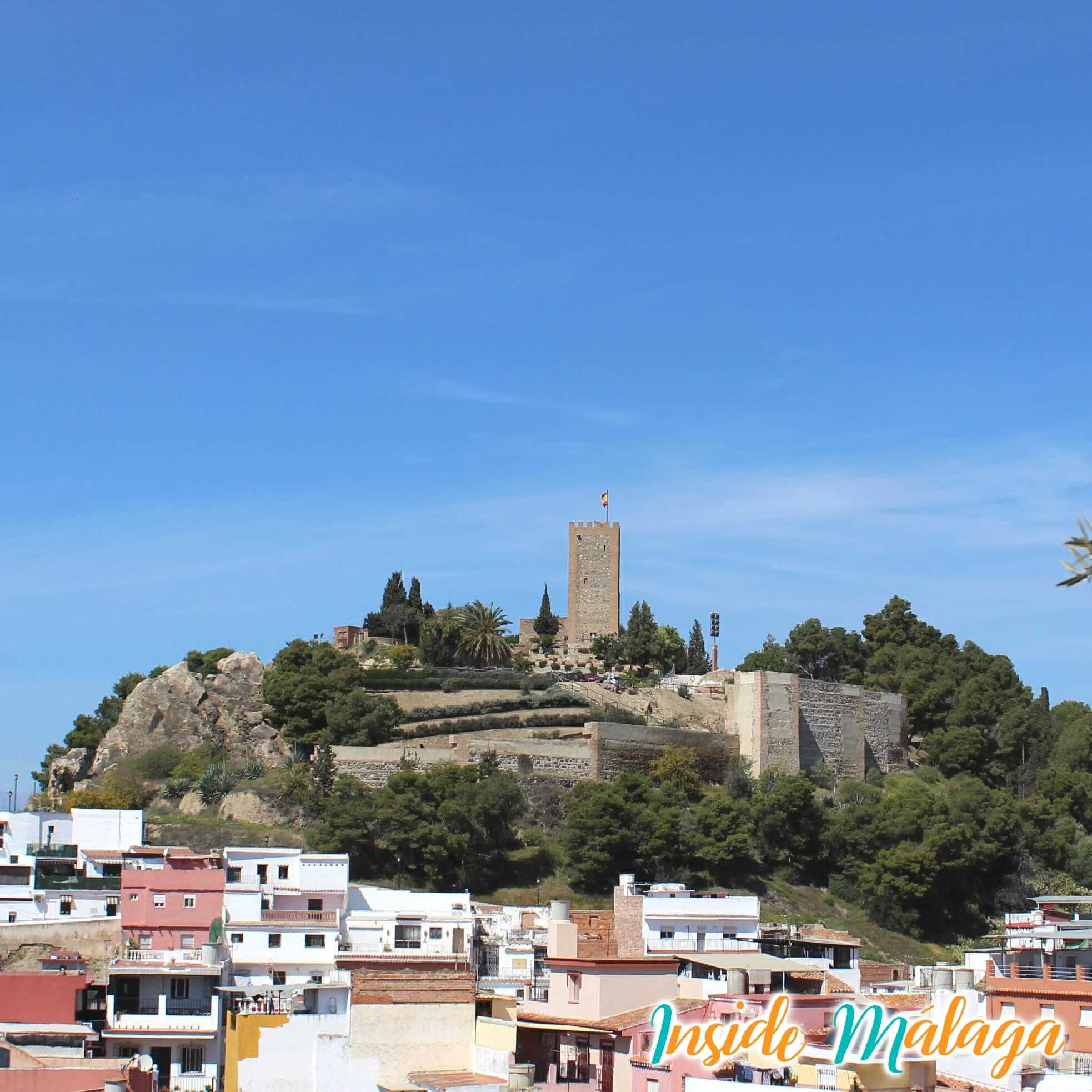 Alcazaba van Velez-Malaga