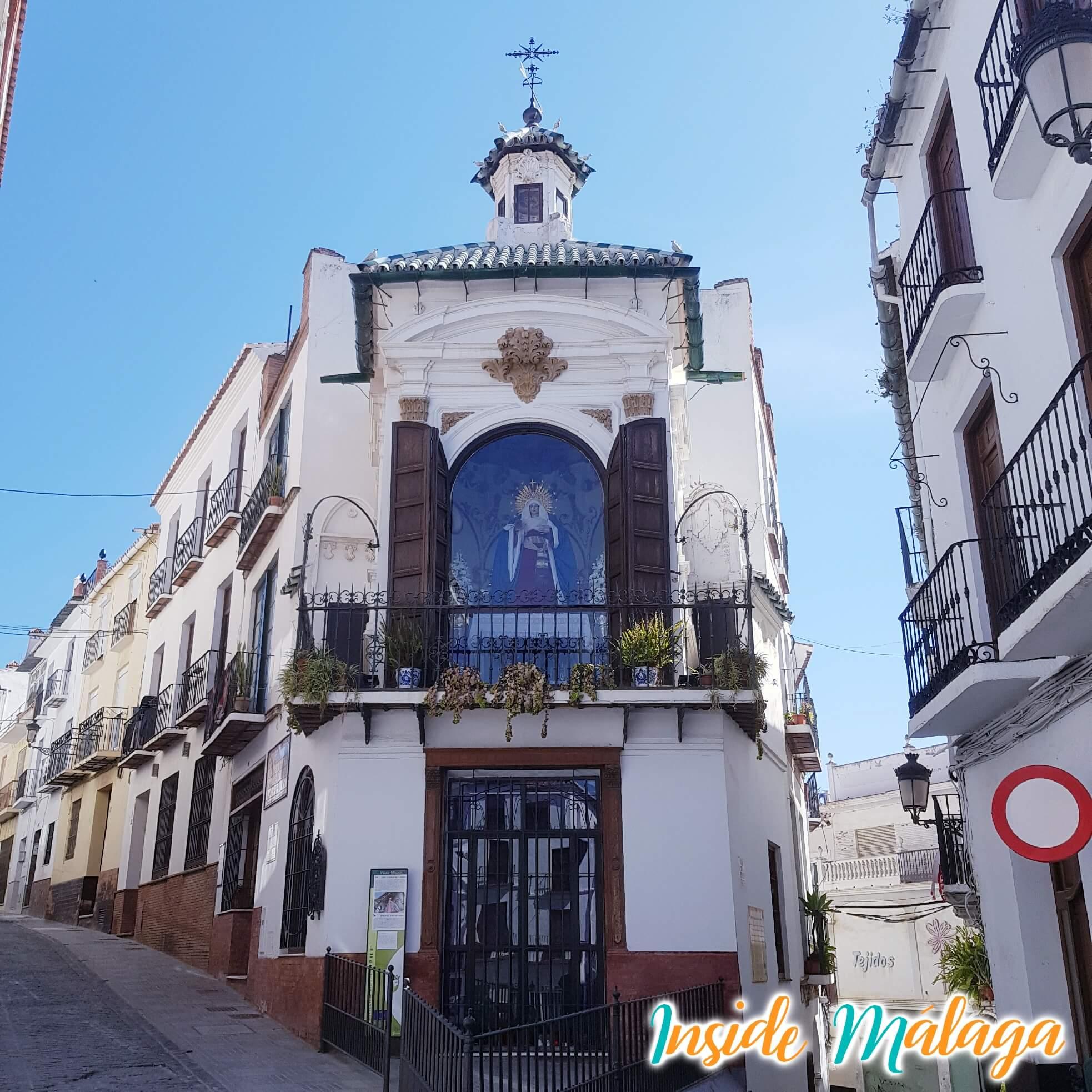 Capilla Virgen de la Piedad Velez Malaga