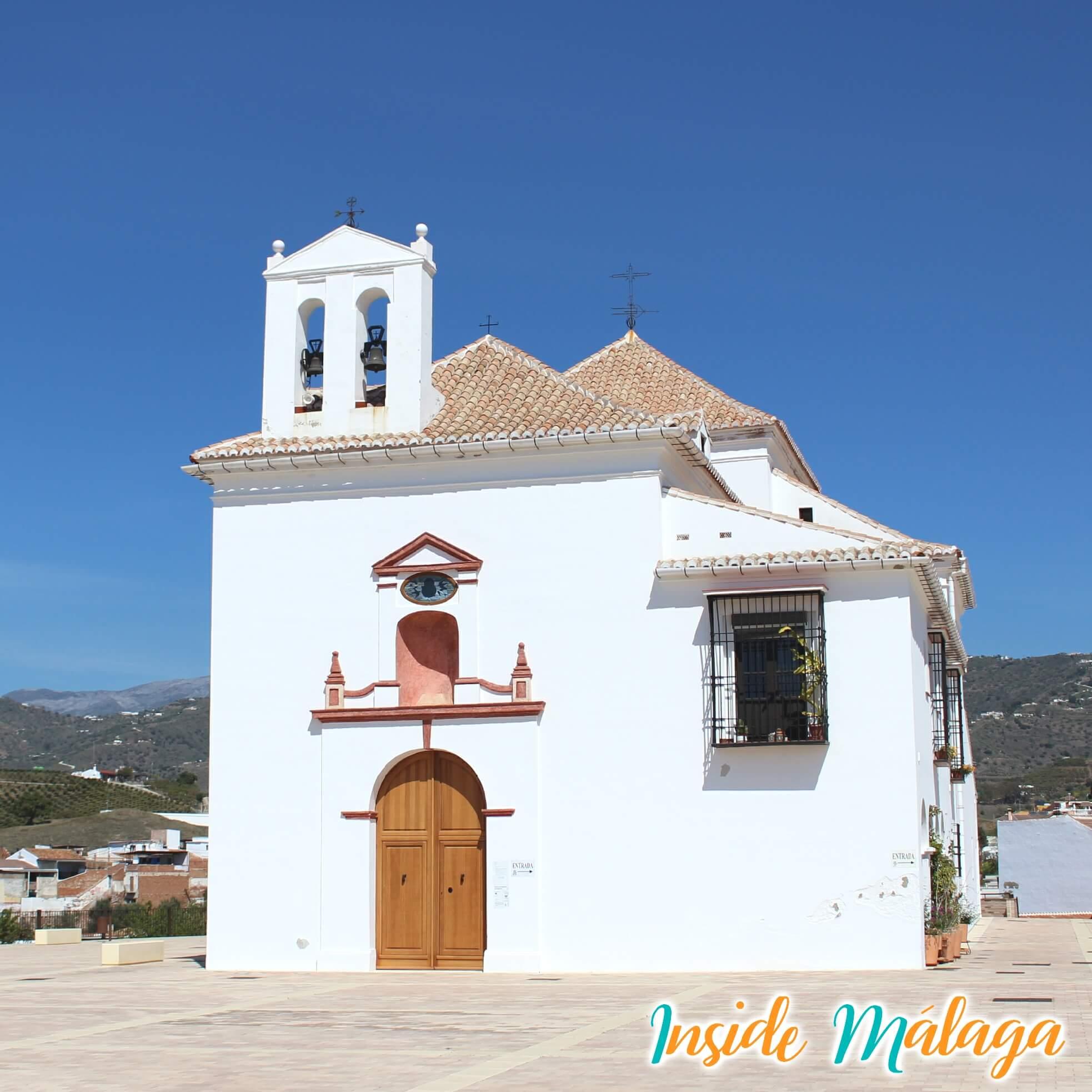 Ermita de los Remedios Velez Malaga