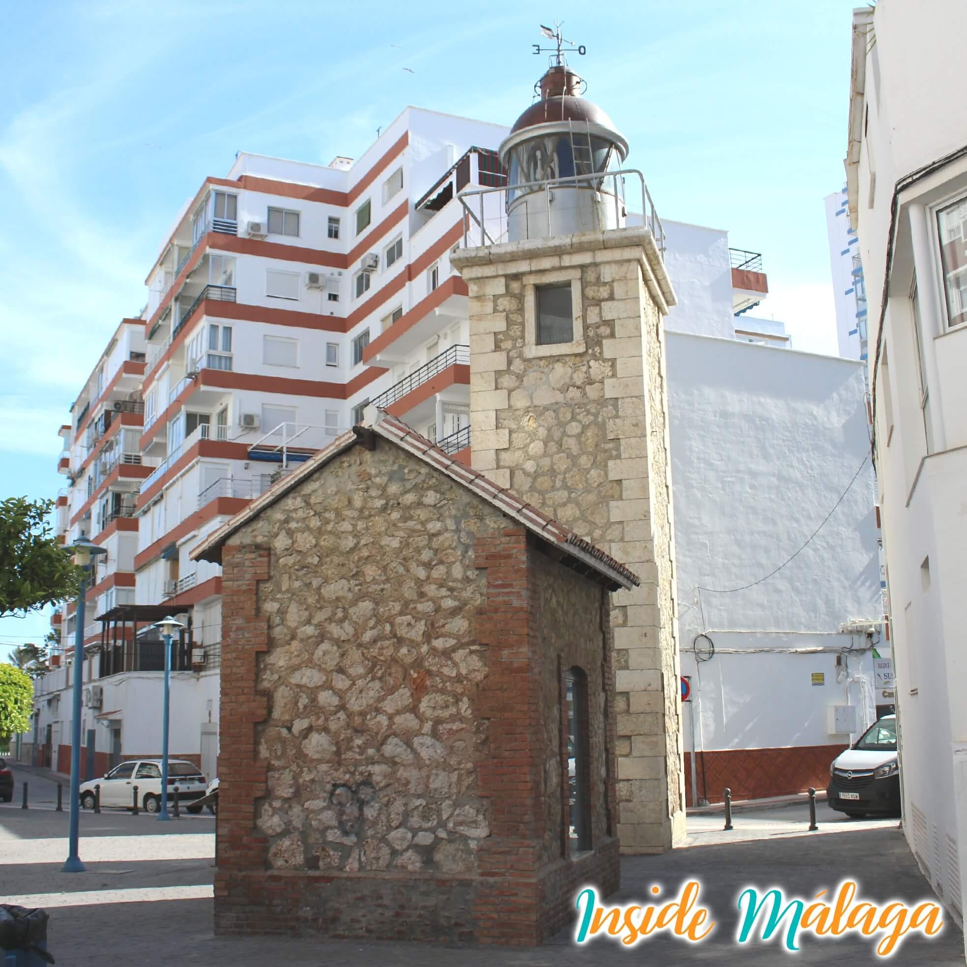 Faro Avenida Tore Tore Torre del Mar Velez Malaga
