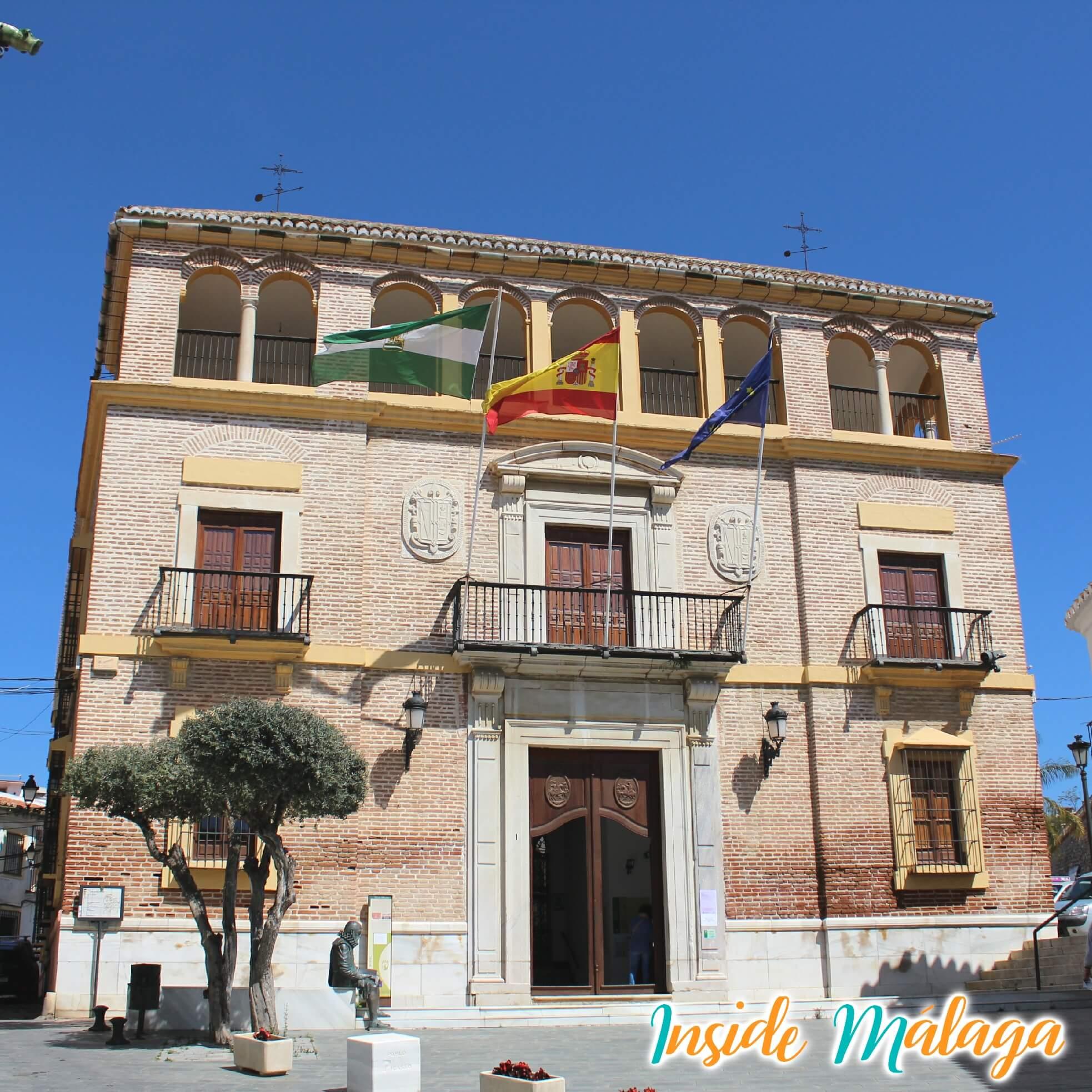 Palacio de Beniel Velez Malaga