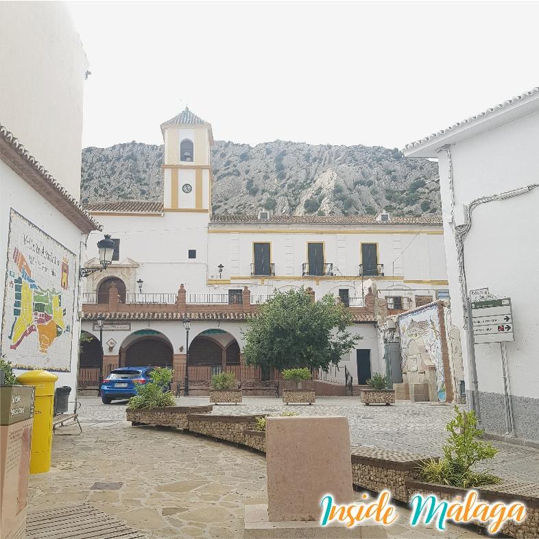 Church of San Lorenzo Mártir Valle de Abdalajis