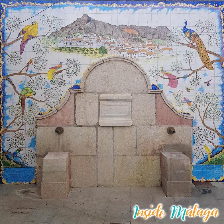Fountain Town Valle de Abdalajis