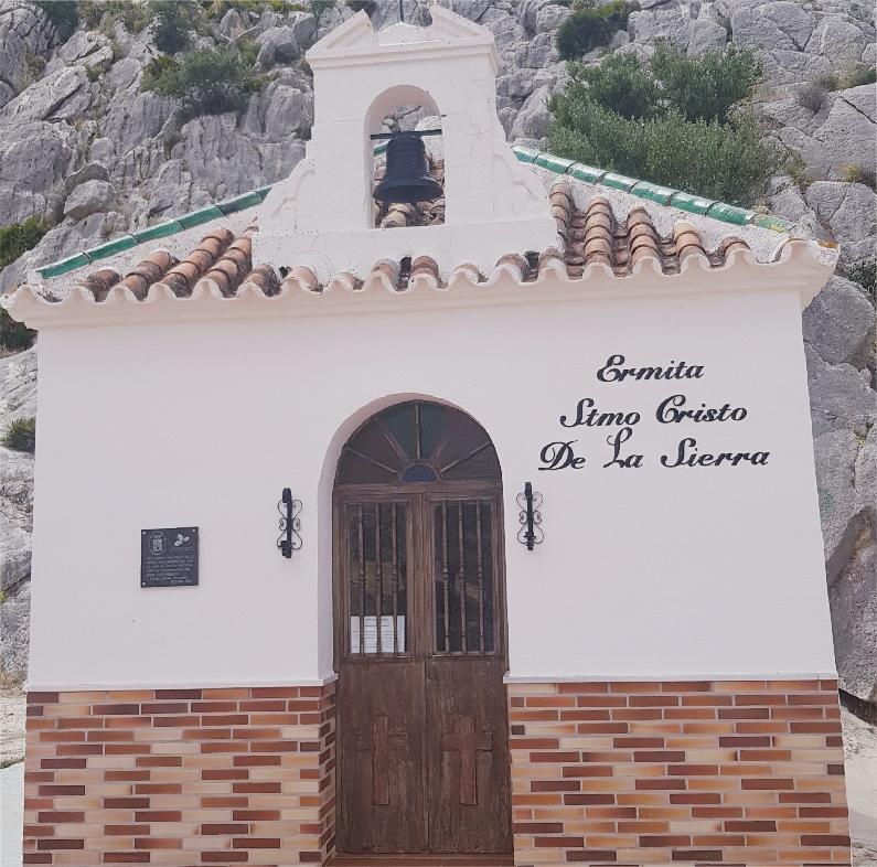 Hermitage Cristo de la Sierra Valle de Abdalajis
