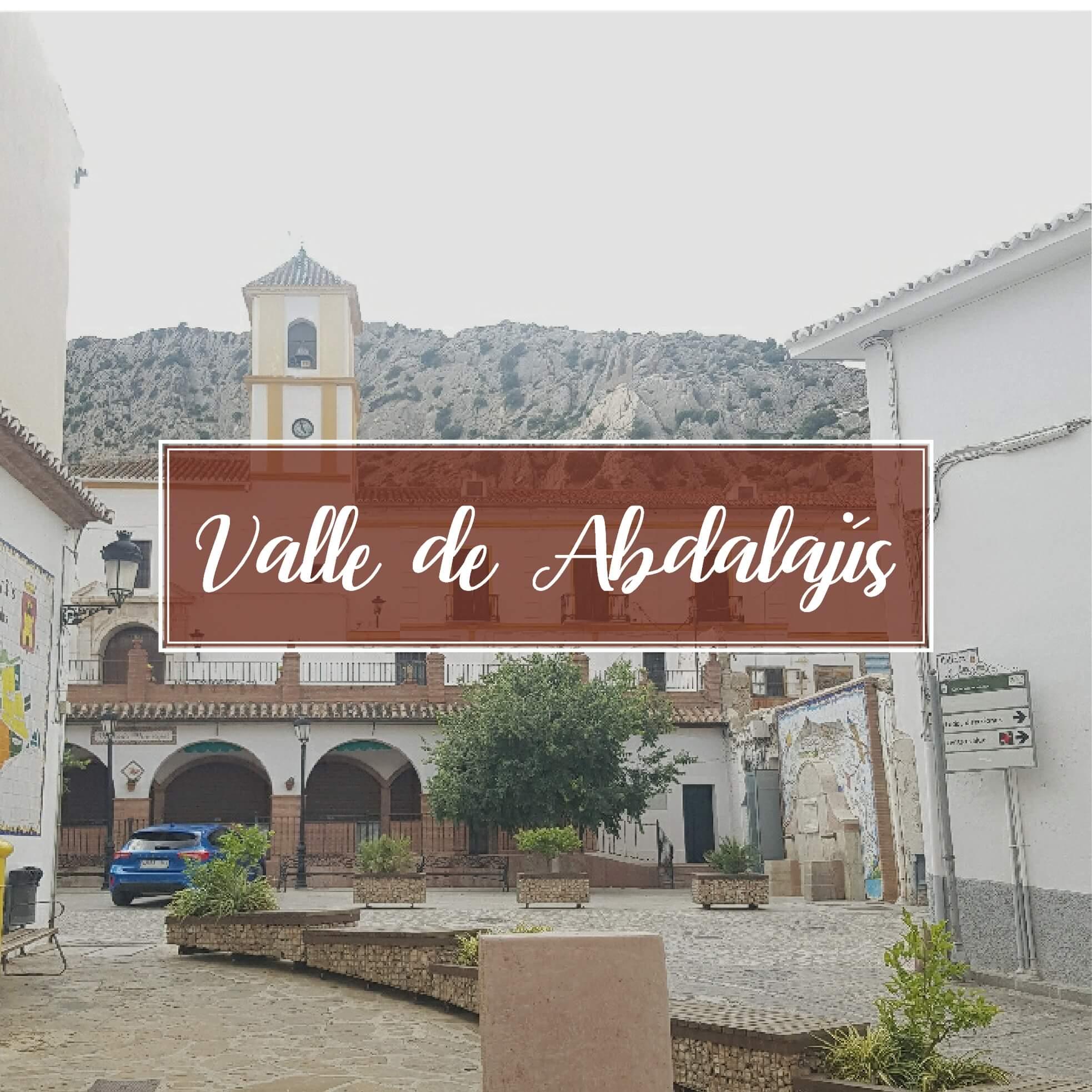 Valle de Abdalajís Town Village