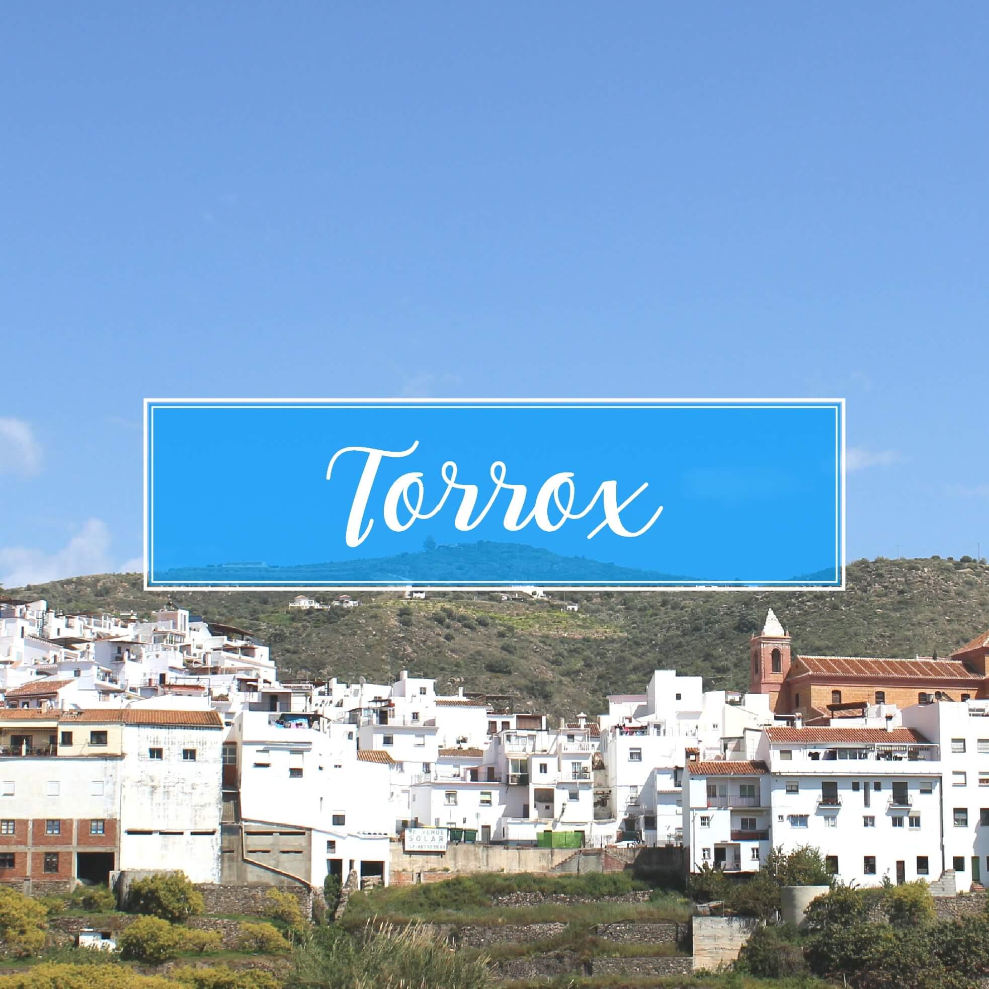 Torrox Dorp Malaga