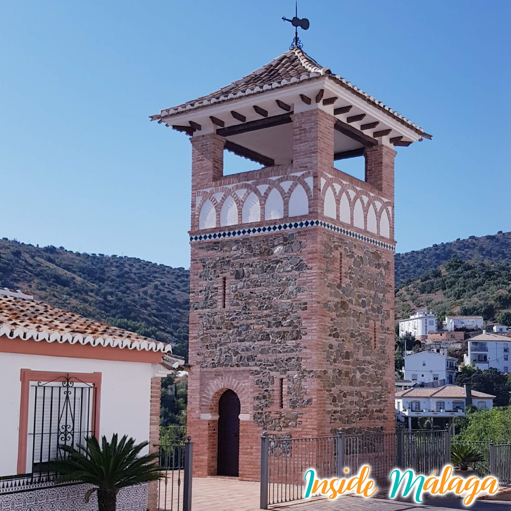 La Torre del Violin Totalan Malaga