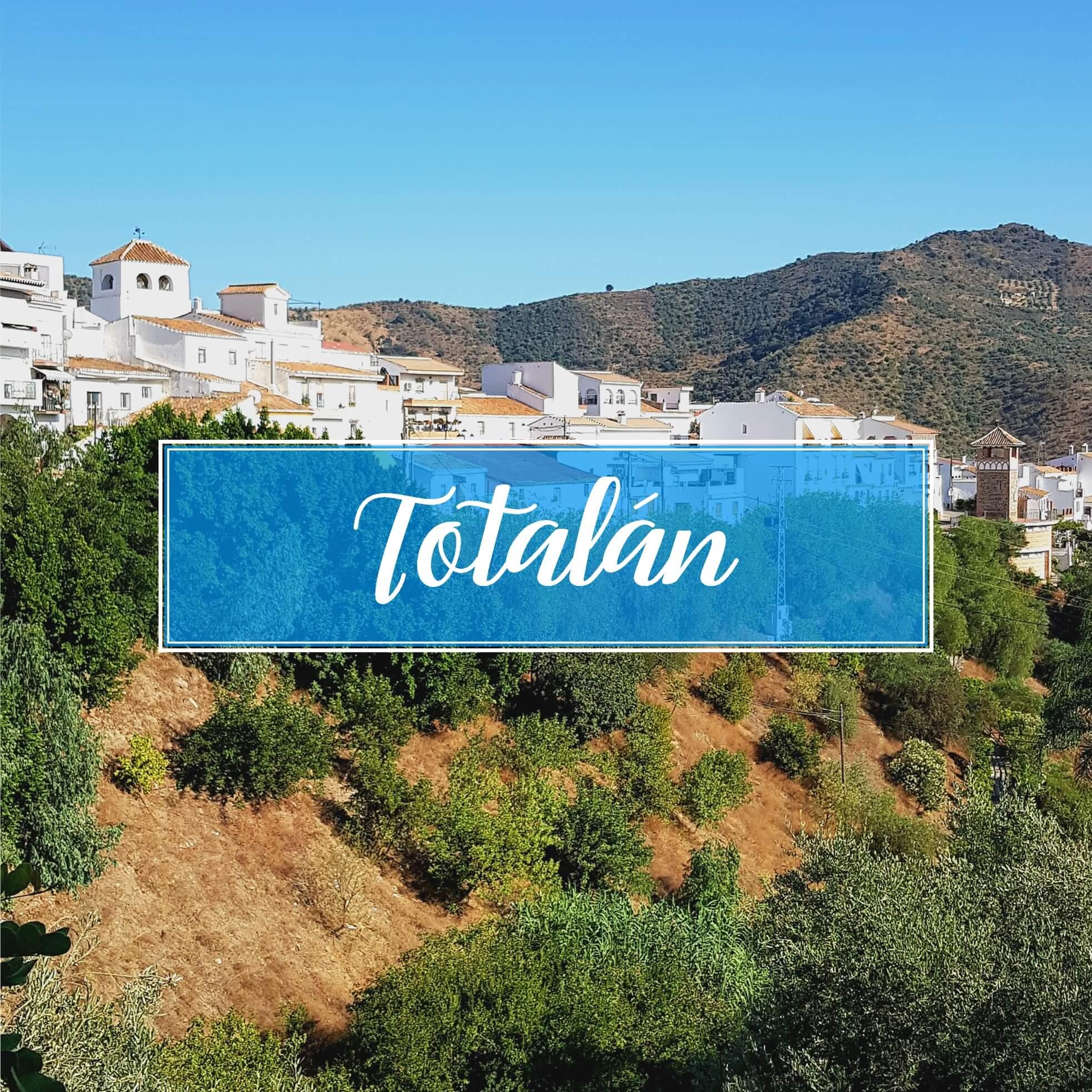 Totalan Town Village Malaga