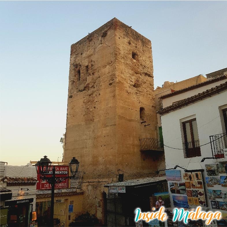 Tower los molinos pimentel torremolinos malaga