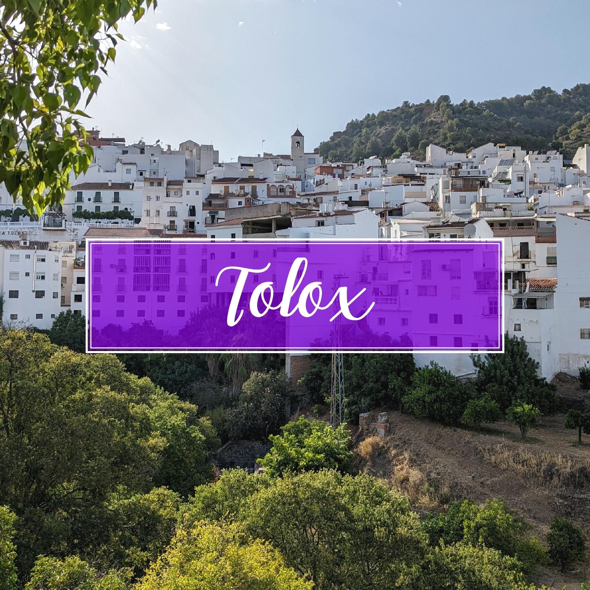 Tolox Pueblo Malaga