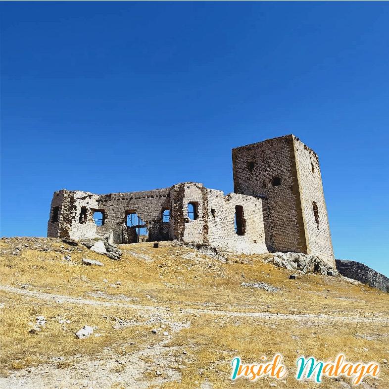 Castle of the Star Teba Malaga