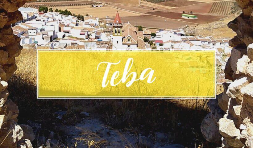Teba Pueblo Malaga