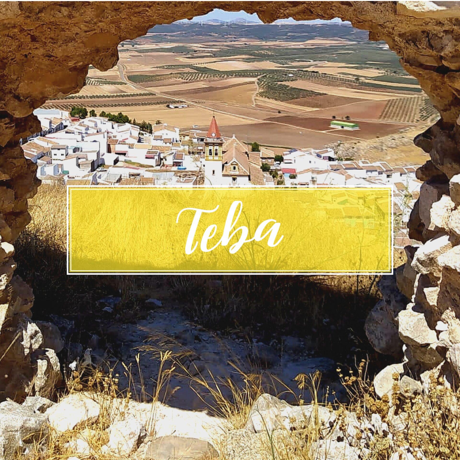 Teba Town Village Malaga