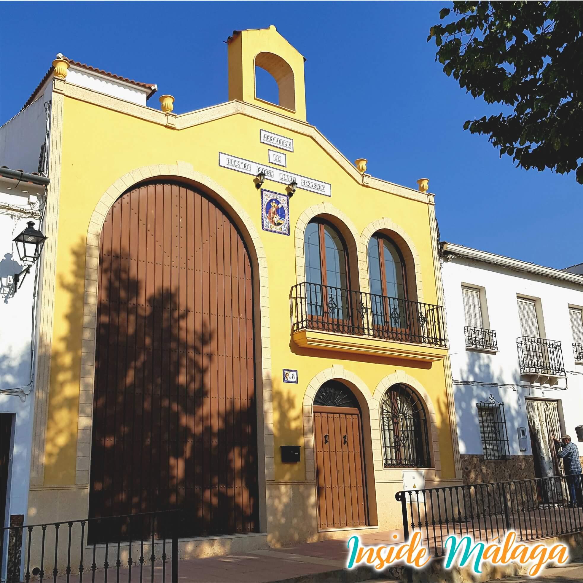 Hermandad de Nuestro Padre Jesús Nazareno Sierra de Yeguas Malaga