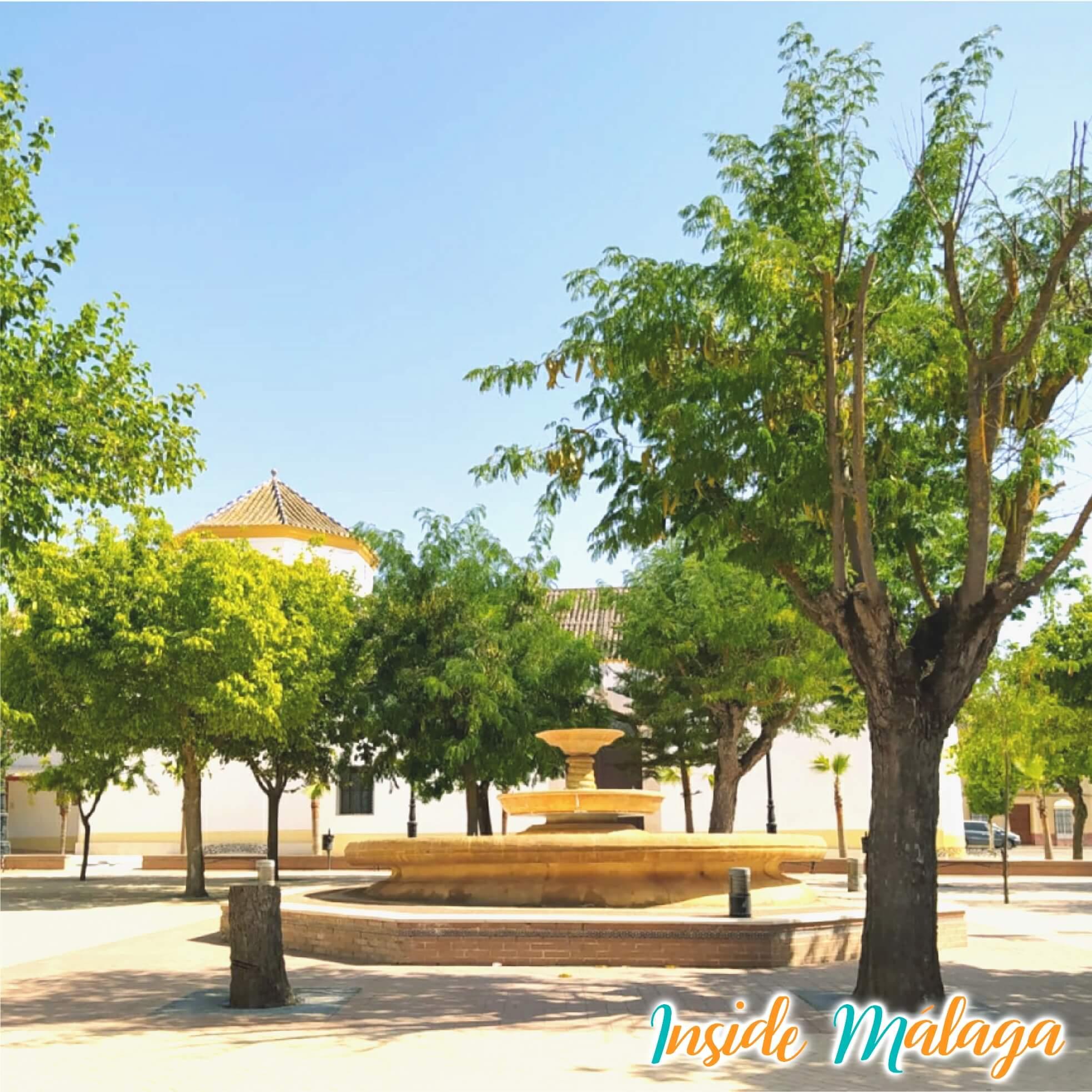 Plaza Andalucia Sierra de Yeguas Malaga
