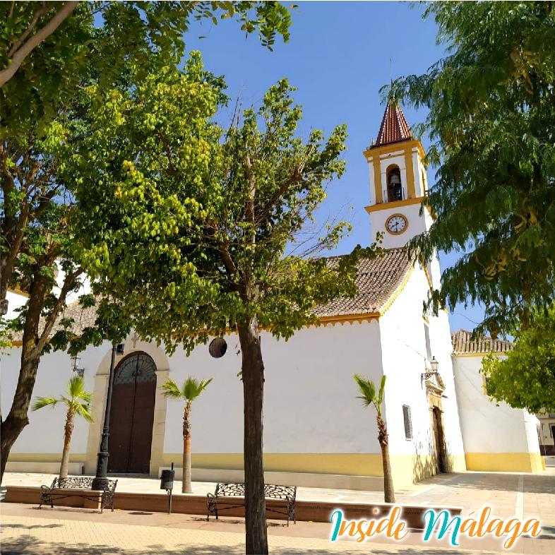 Iglesia de la Inmaculada Concepción Sierra de Yeguas