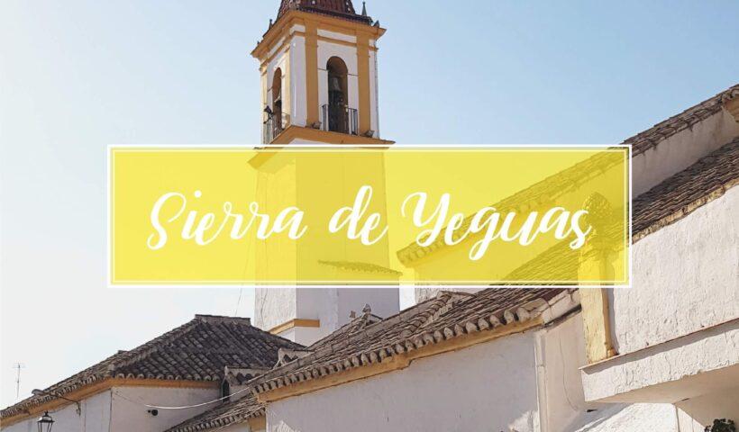 Sierra de Yeguas Pueblo Malaga