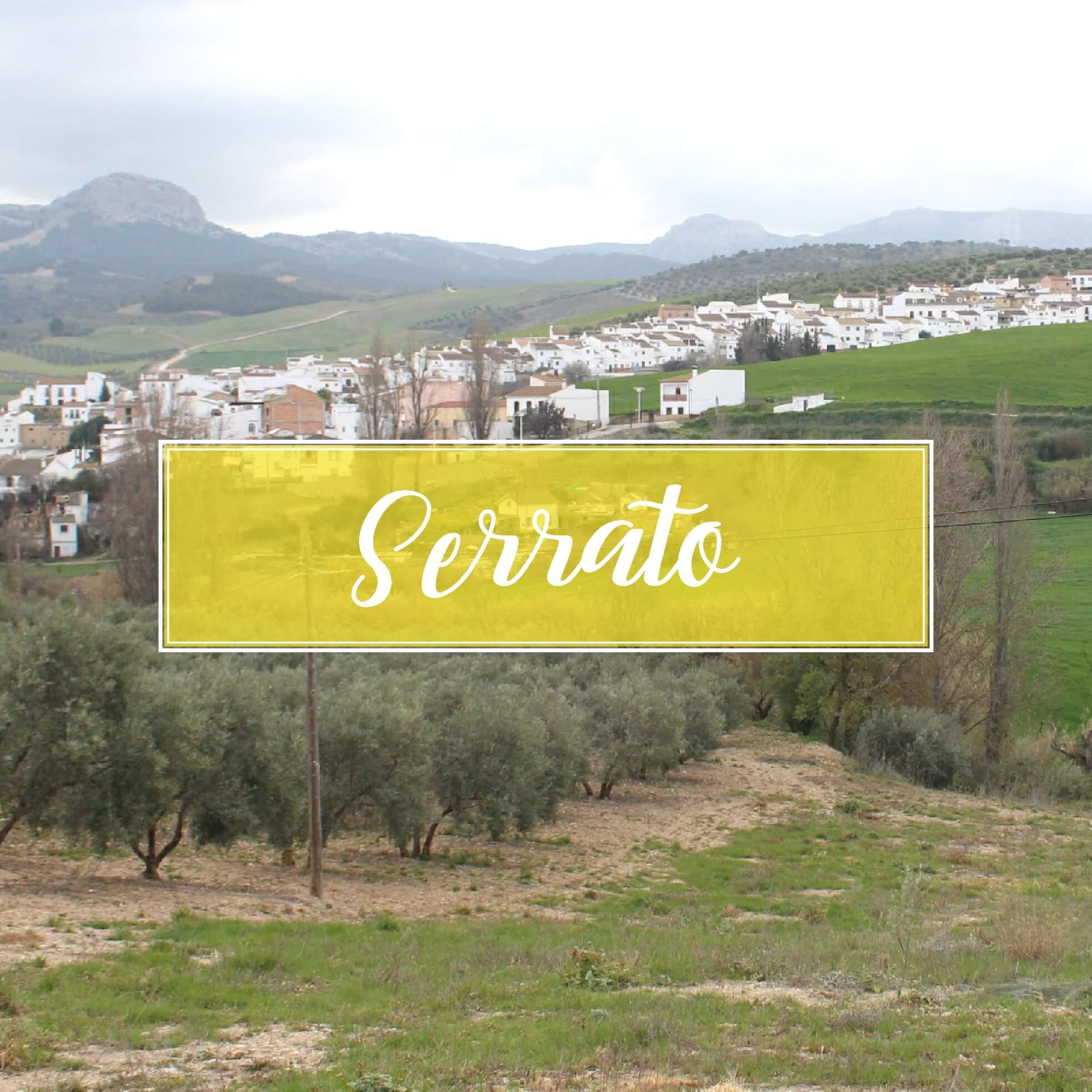 Serrato Pueblo Malaga