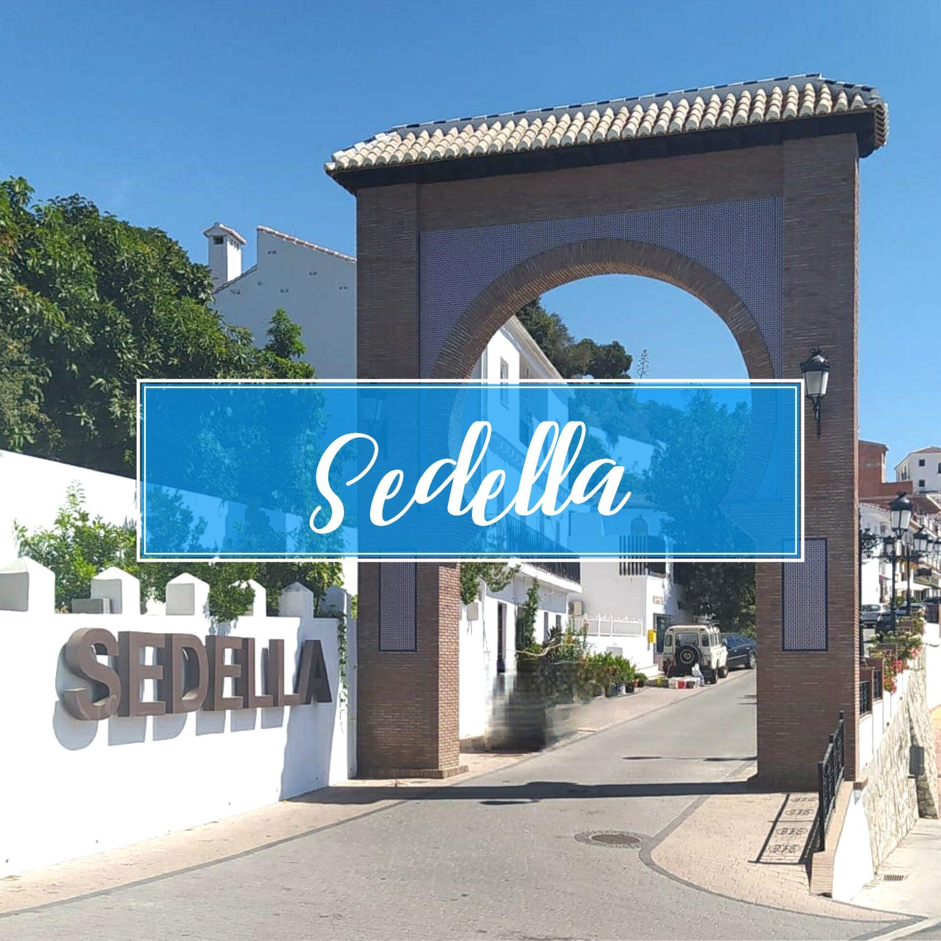 Sedella Town Village Malaga