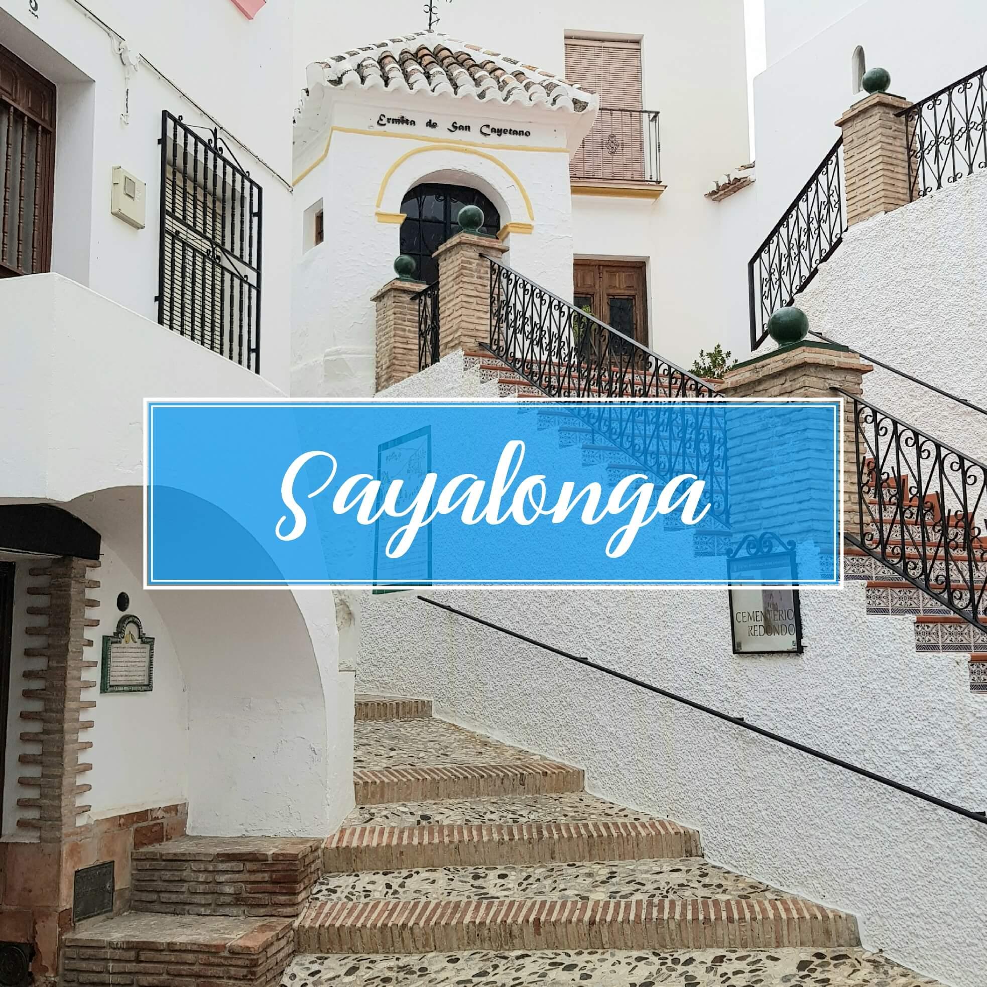 Sayalonga Pueblo Malaga