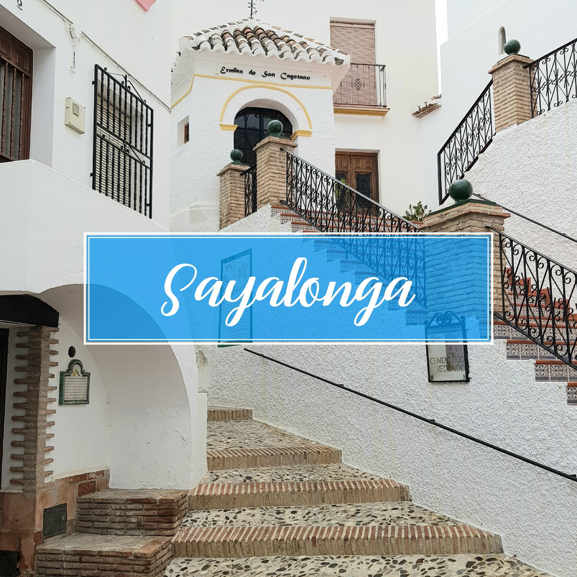 Sayalonga Town Village Malaga
