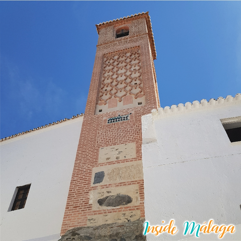 Alminar Tower of Salares Malaga