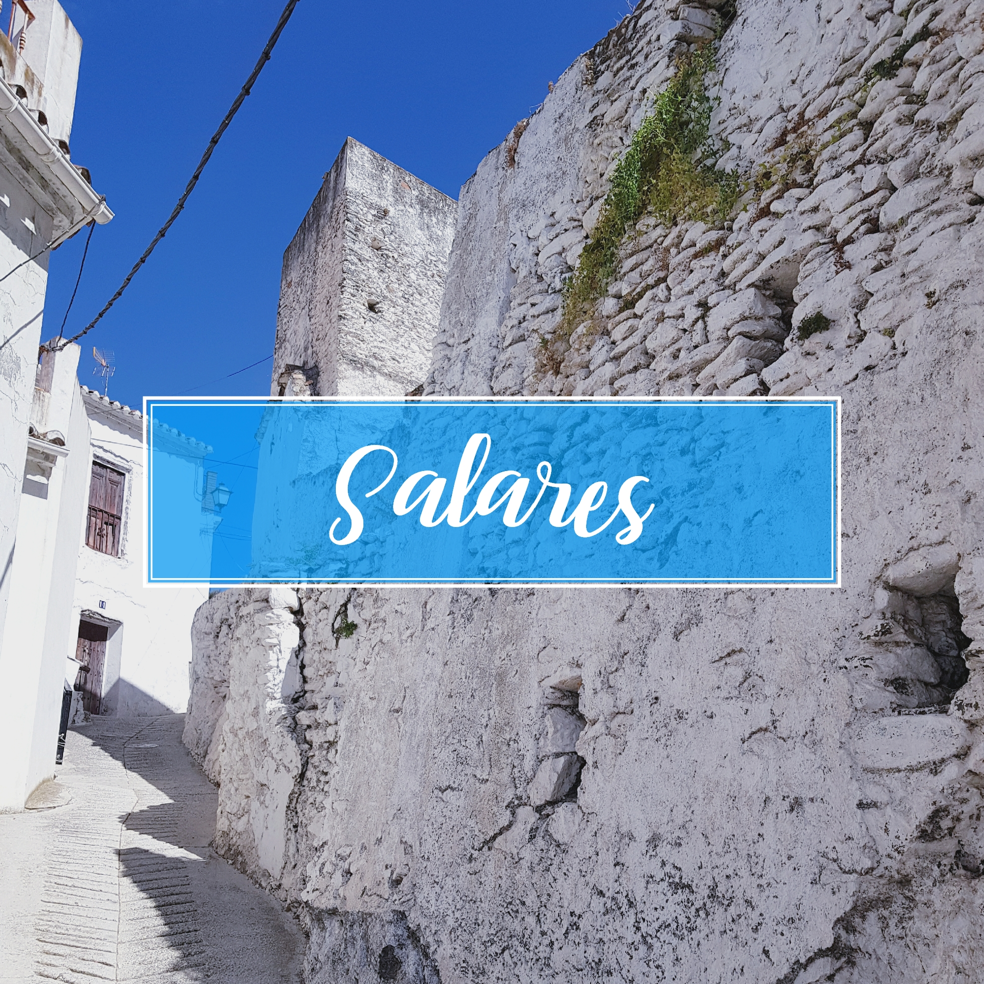 Salares Town Village Malaga