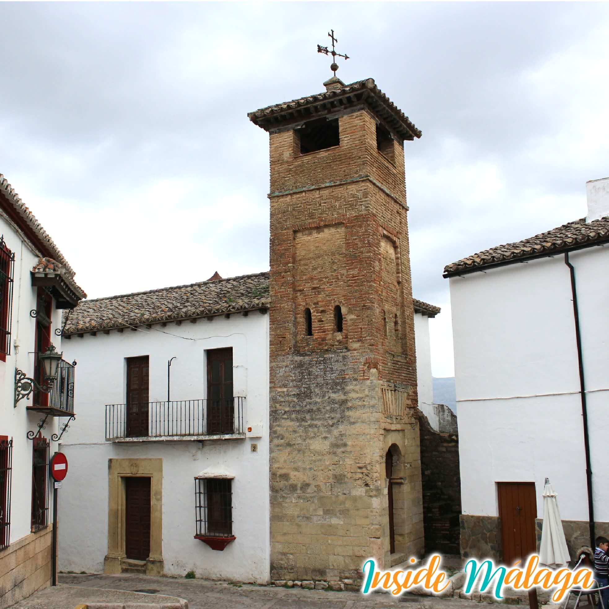 Alminar Minarete de San Sebastian Ronda
