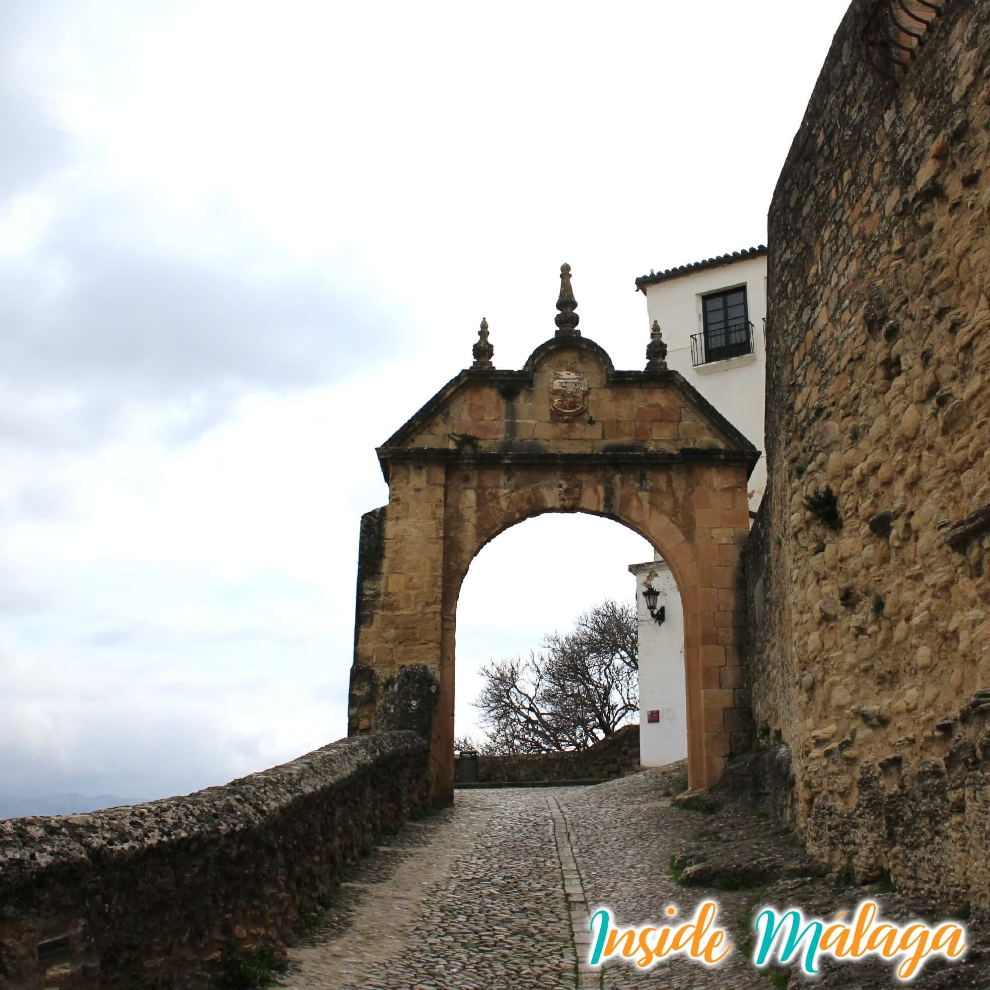 Arco Felipe V Ronda