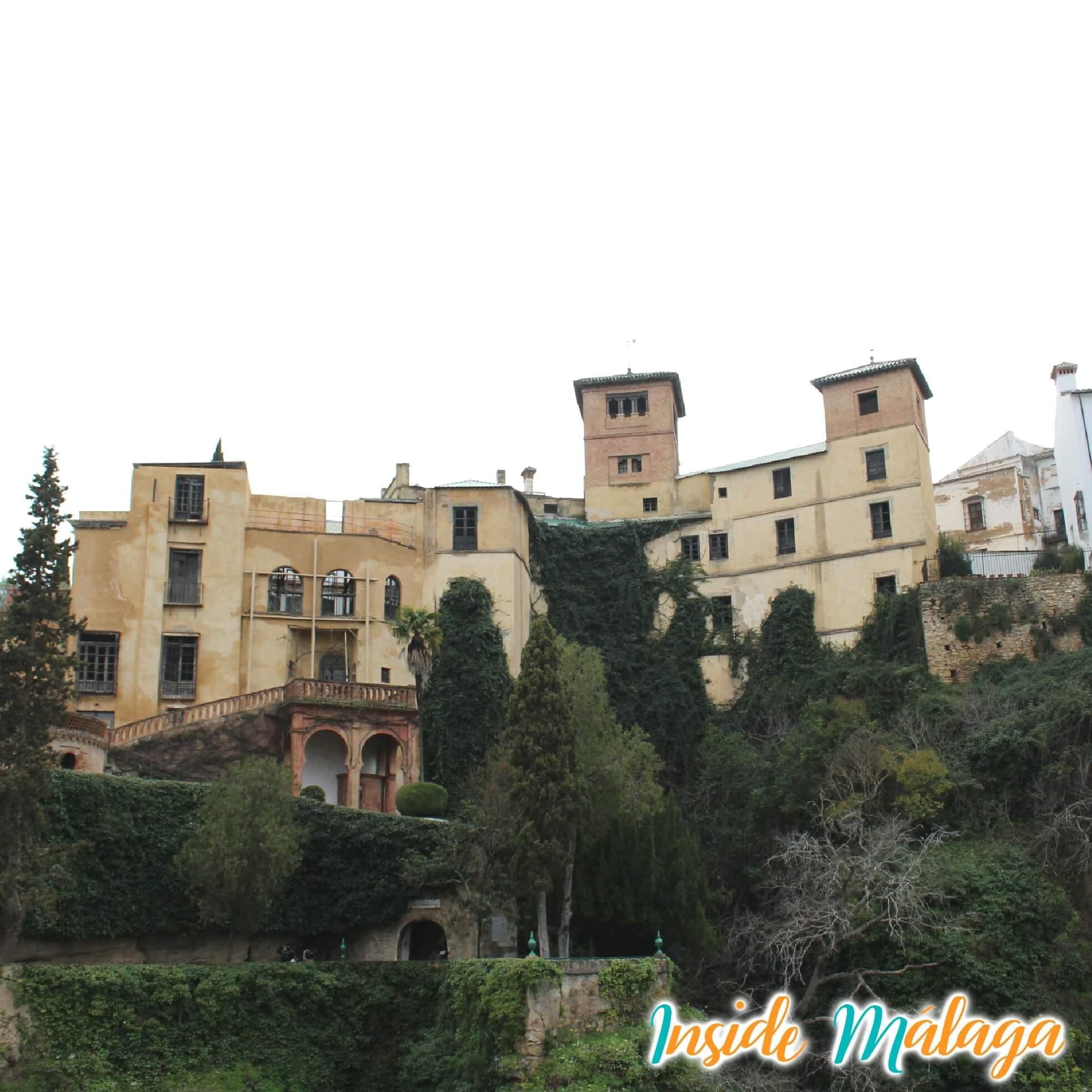 Palacio del Rey Moro Ronda