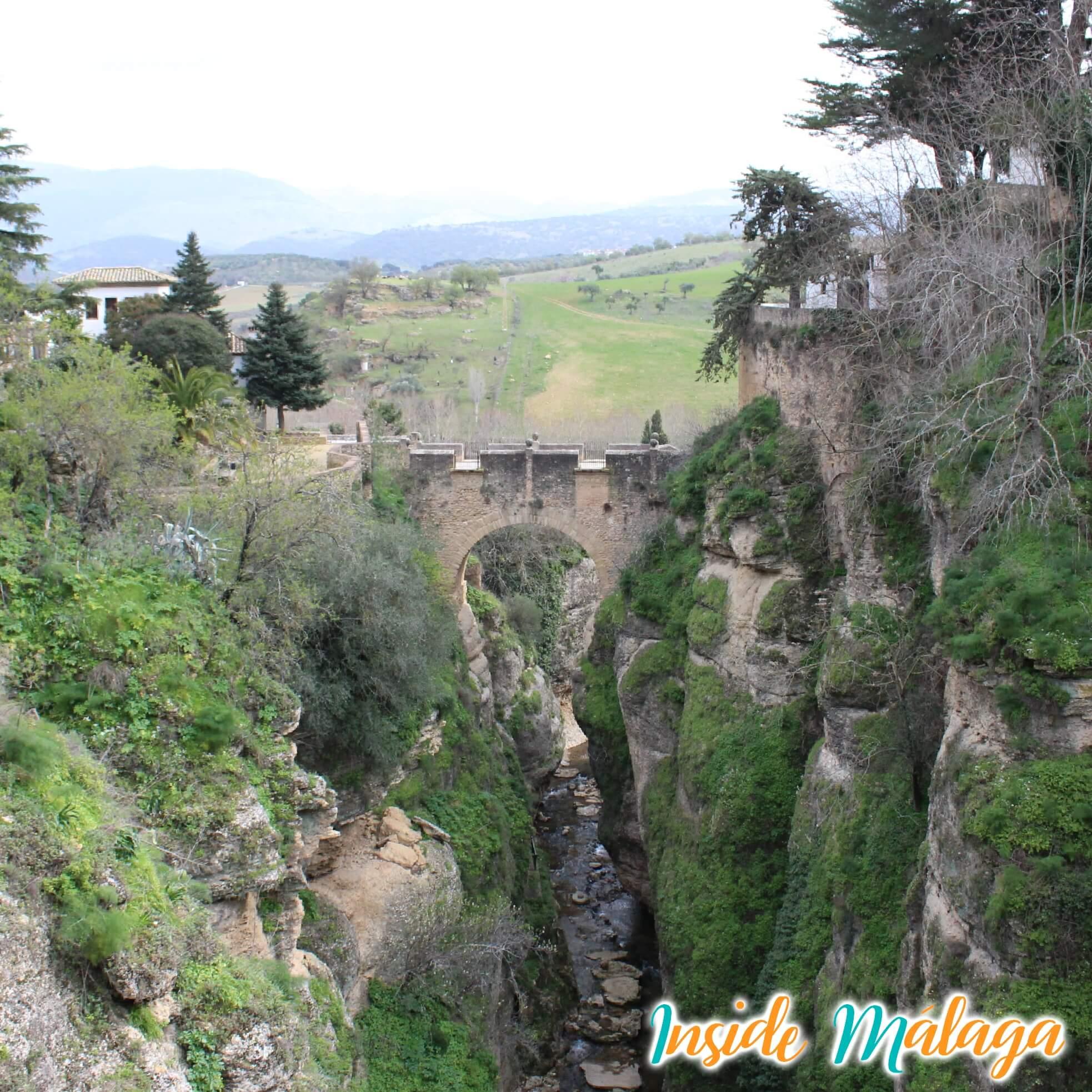 Puente Antiguo Viejo Ronda