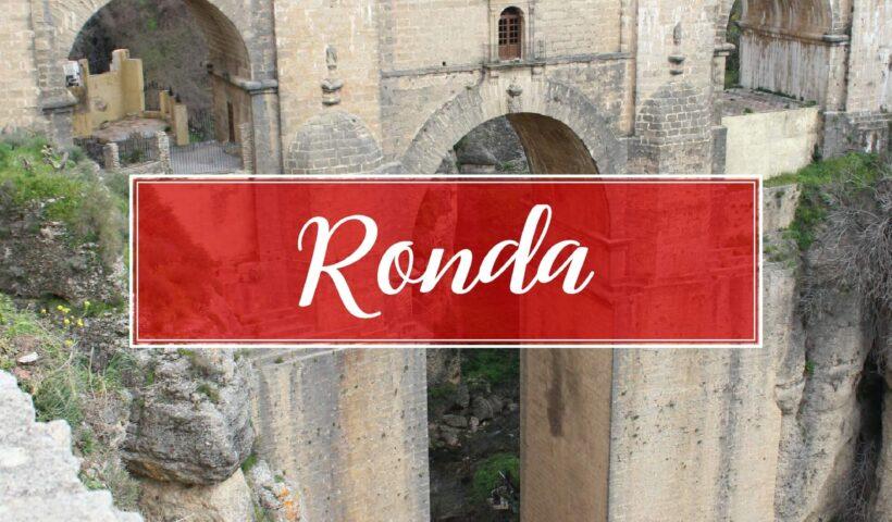 Ronda Pueblo Ciudad Malaga