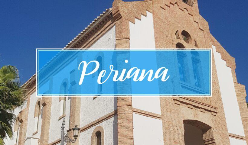 Periana Town Village Malaga