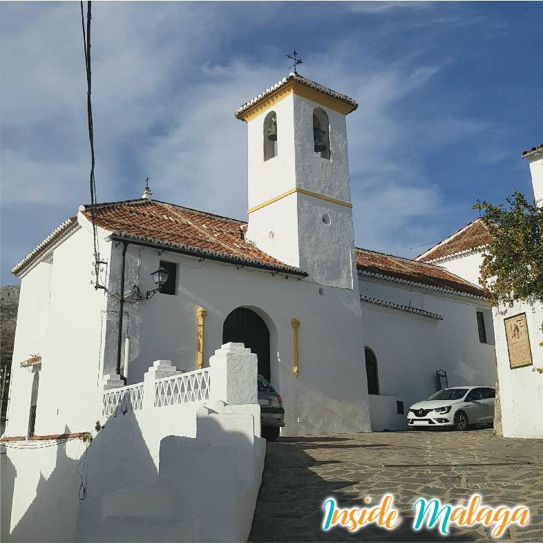 Church Purísima Concepción Parauta