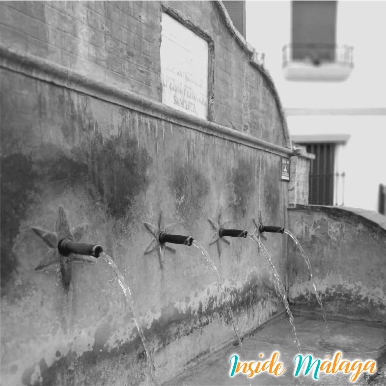 Fountain De los Chorros Ojen Malaga
