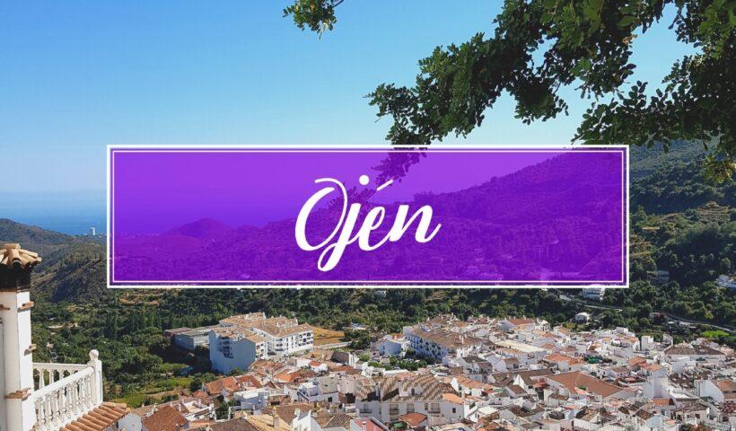 Ojen Pueblo Malaga