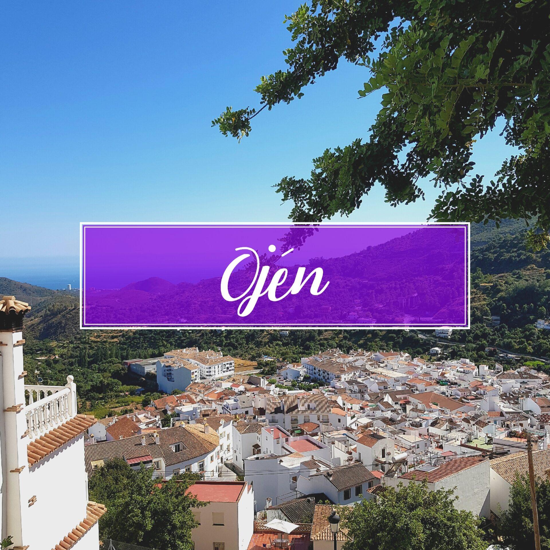 Ojen Town Village Malaga