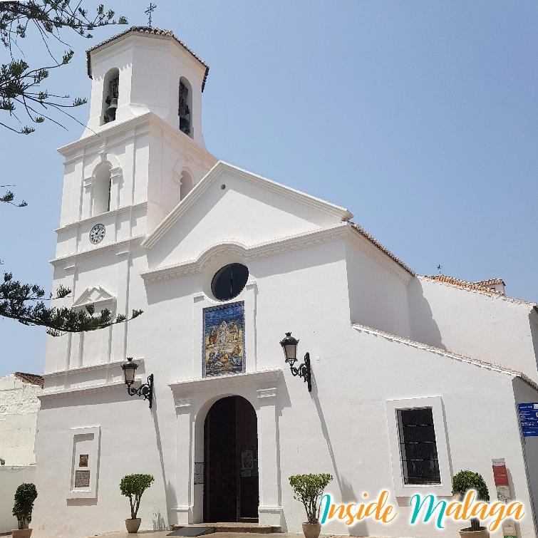 Iglesia de El Salvador Nerja
