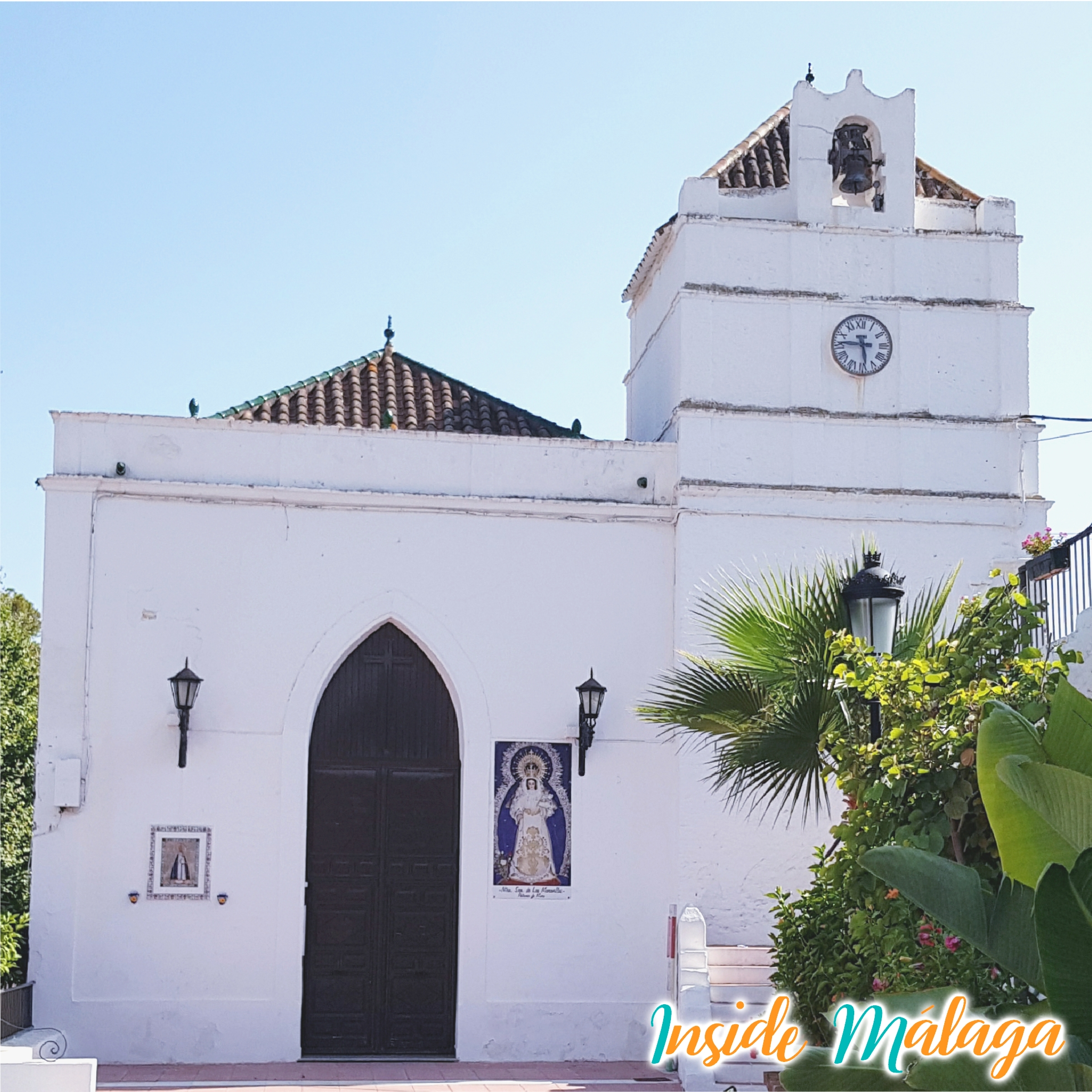 Iglesia de las Maravillas Maro Nerja Malaga