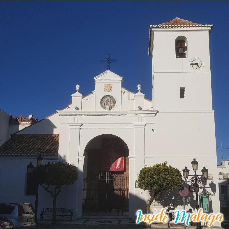 Church Santiago Apóstol Monda