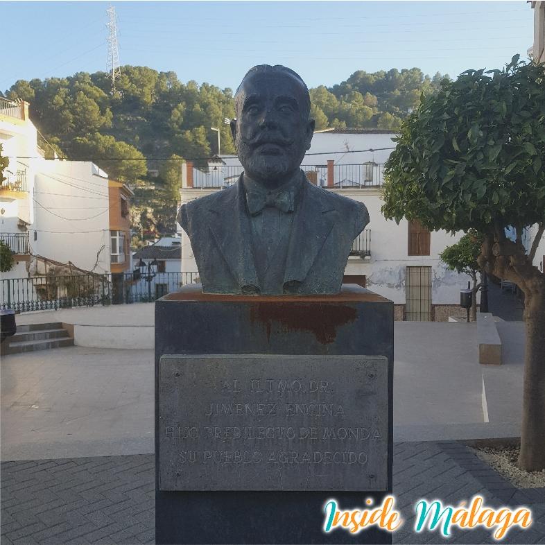 Cristóbal Jiménez Encina Monda