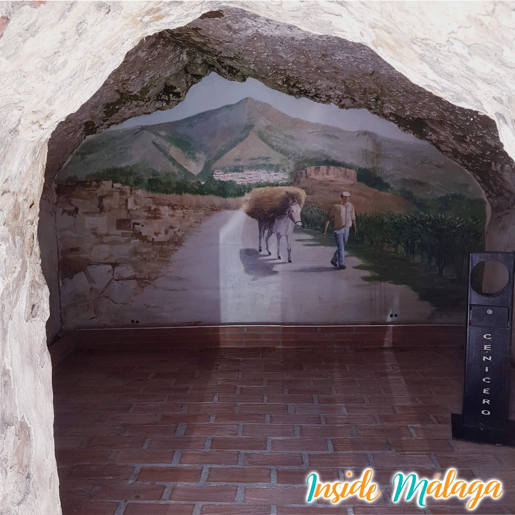 Ancient Forge Caves Mijas Malaga