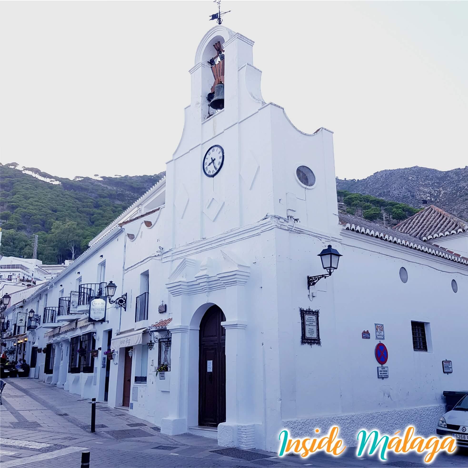 Church San Sebastian Mijas Pueblo